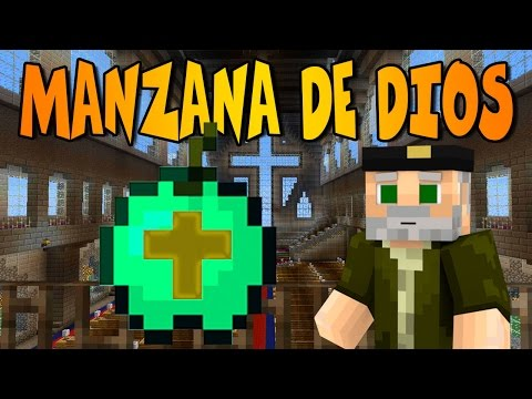 MANZANA DE DIOS!! | POWER APPLES MOD | Minecraft Mod Review