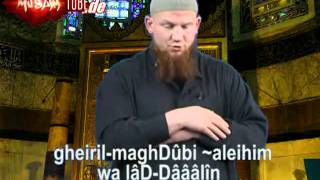 Wie betet man im Islam ? Gebet lernen Schritt für Schritt. 1/2