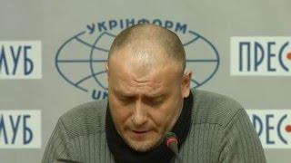 Презентація руху Дмитра Яроша - ДІЯ