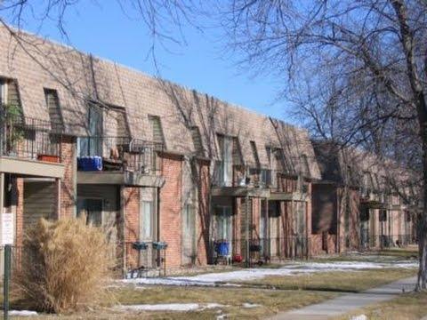 Сколько стоит аренда жилья в США? Two bedroom apartment ...