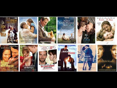 Las Mejores Películas Románticas Para Llorar De Amor Comedia