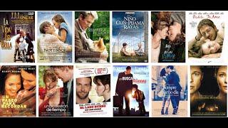 Las mejores Películas Románticas para llorar de amor comedia  completas en español juveniles