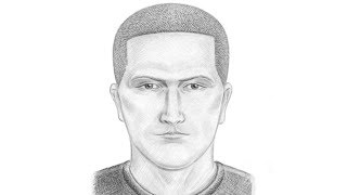 Police release sketch of man wanted for assault and making racist statements