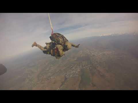 Projet Arcane : un chien sous oxygène fait le grand saut