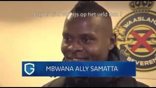 Mbwana Samata akizungumza kiingereza