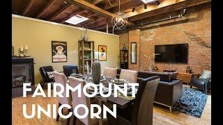 Fairmount UNICORN!