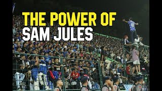 AREMANIA - THE POWER OF SAM JULES