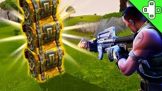 WTF LOOT CHESTS?! - Fortnite Funny Moments 46