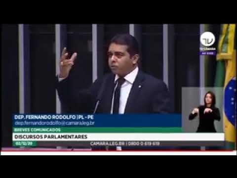 Fernando Rodolfo - Manifestação na Câmara dos Deputados sobre o rateio dos precatórios do FUNDEF