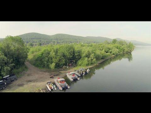 видео: Из Сибири с любовью. steep routes.  Енисей.