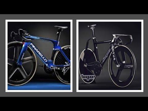 Pinarello's MAAT Bike Vs Hope/Lotus Track Bike | Tokyo Olympics Track Cycling 2020