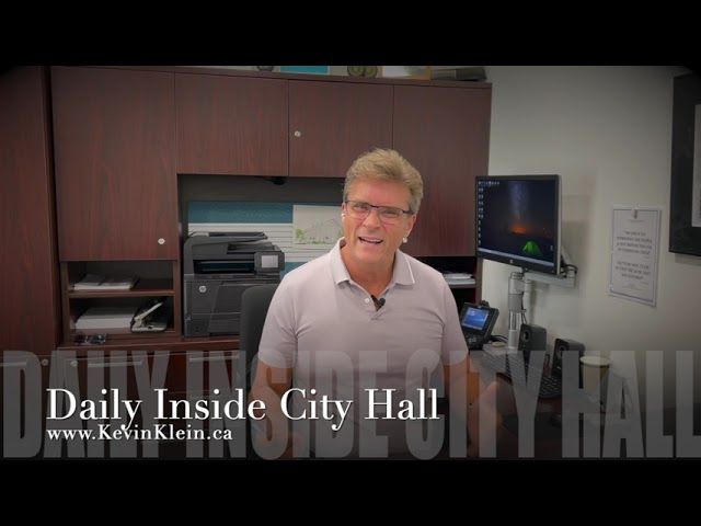 A look Inside City Hall - Daily