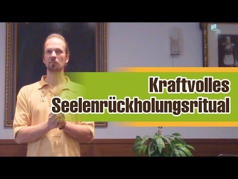Schamanische Seelenrückholung /Ritual Messe Berlin