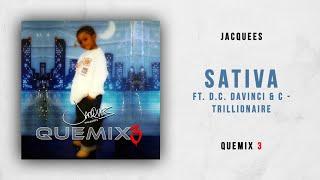 Jacquees - Sativa Ft. D.C. Davinci & C - Trillionaire (Quemix 3)