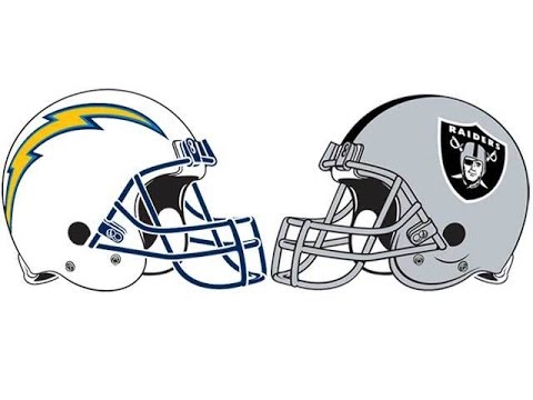 What happens to Chargers-Raiders rivalry?