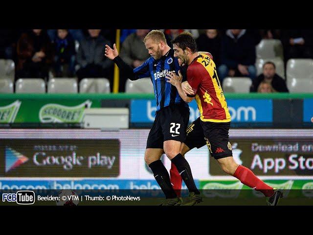 2013-2014 - Jupiler Pro League - 18. Club Brugge - KV Mechelen 3-0