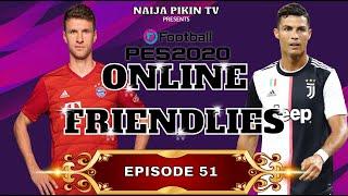 eFootball 2020 Online Friendly Series HD