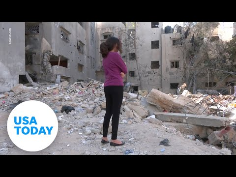 Kid living in Gaza explains the horrifying things happening to her home   USA TODAY