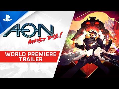 Aeon Must Die - World Premiere Trailer | PS4