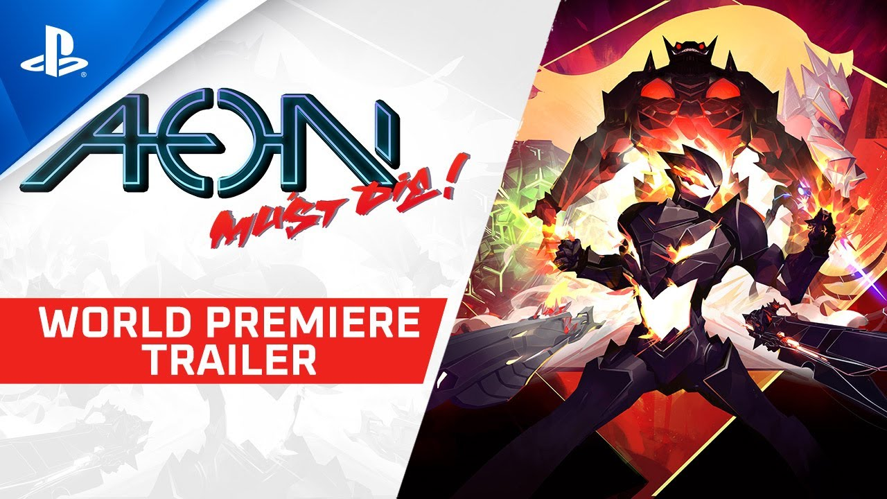 Aeon Must Die - World Premiere Trailer | PS4