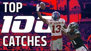 Top 100 Catches of the 2017 Season  NFL Highlights