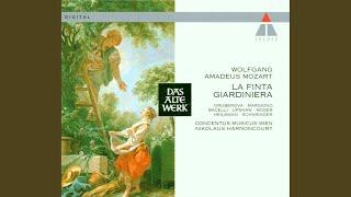 """Mozart : La finita giardiniera : Act 1 """"Dentro il mio petto io sento"""" [Il Podestà]"""
