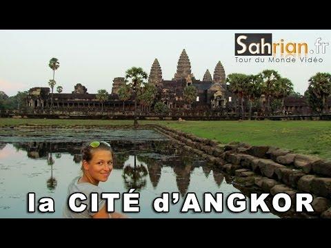 Cité d'Angkor : merveille du Monde - Tour du Monde Vidéo