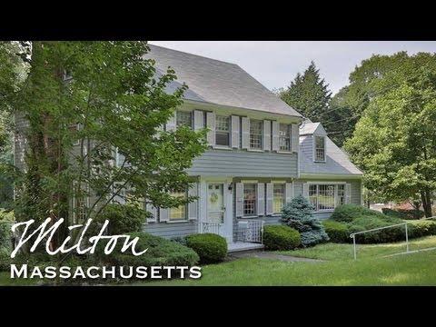 Video of 78 Columbine Rd | Milton, Massachusetts real estate & homes