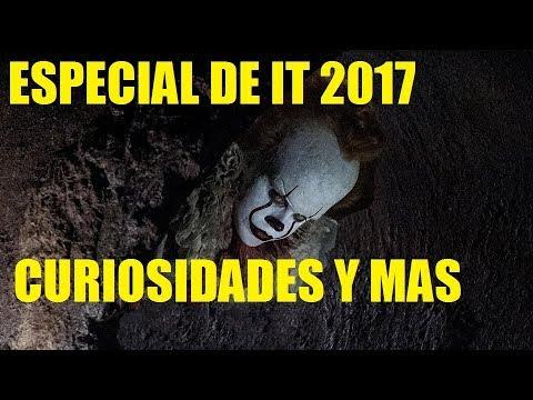 Especial de IT o ESO 2017 Curiosidades Escenas Eliminadas, Seleccion del Elenco Referencias