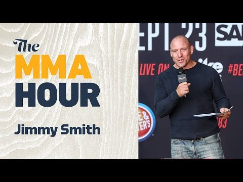 Jimmy Smith Opens Up About Bellator Departure, Potential UFC Move