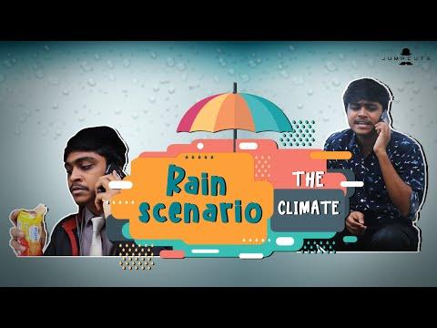 Rain scenario - the climate