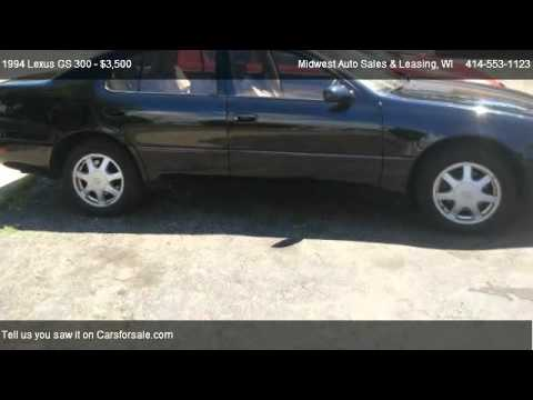 1994 Lexus GS 300 Base - for sale in Milwaukee, WI 53210