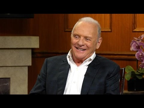 Sir Anthony Hopkins reacts to praise by Sir Ben Kingsley | Larry King Now | Ora.TV