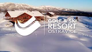 GOLF & SKI RESORT OSTRAVICE 4K - Běžkařská dráha 2021