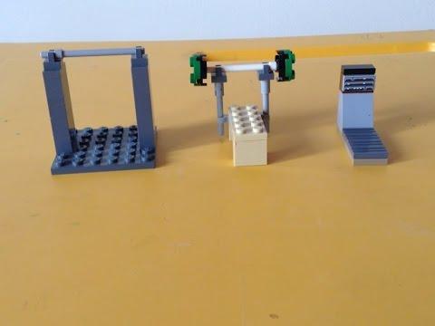 Como hacer un gimnasio de lego - Como hacer un gimnasio ...