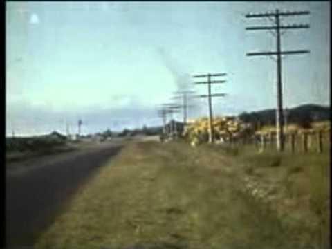 Clatsop Plains, Oregon, 1947: 16mm home movie