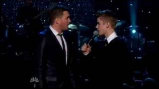 Justin Bieber   Mistletoe   Live on A Michael Buble Christmas