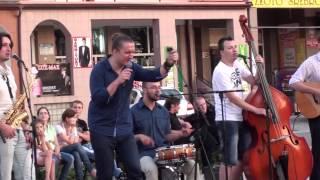 """KRAKÓW STREET BAND """"Flip, Flop & Fly"""" - 2014.07.13 Ropczyce"""