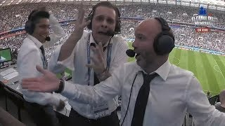 Narración de Martinoli en Rusia 2018 | 🇩🇪Alemania 0-1 México🇲🇽