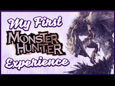 A Noob's Experience With Monster Hunter World