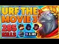 *MY BEST MOVIE YET* THREE HOURS OF URF 2020 (MOVIE 3) - BunnyFuFuu