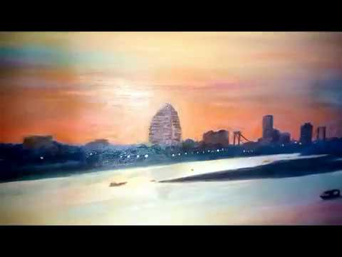 khartoum sunset