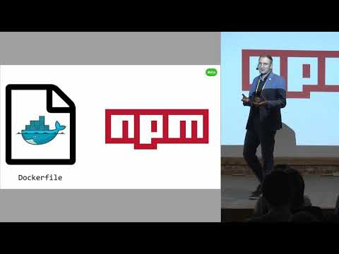 Nikita Galkin - The Twelve Factors App For Node.js Developers