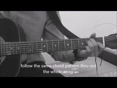 Zayn Malik Pillowtalk Guitar Tutorial Youtube