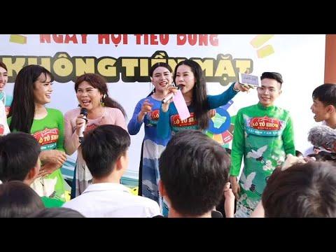 Lô tô show  : Sài Gòn Tân Thời khiến các Hotboy hotgirl đại học Giao thông vận tải mê mệt