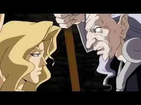 Lady Death film dessin animé complet FR