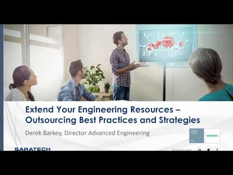 Extending Engineering Resources – Outsourcing Best Practices and Strategies
