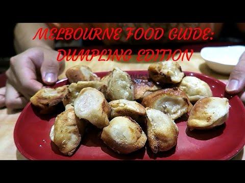 Melbourne Food Guide: Best Dumplings