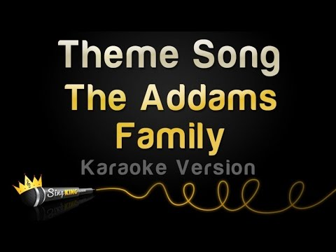 The Addams Family Theme Song Karaoke Version
