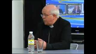 La Bitácora Entrevista Monseñor Julián Barrio